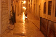 Idropulizia e sanificazione ad Andria. Agosto 2017