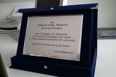 Solidarietà dello Juventus Club di Andria, raccolta fondi per Arquata del Tronto
