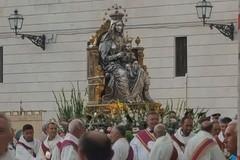 Processione notturna della Madonna dei Miracoli sabato 25 agosto