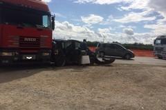 Grave incidente stradale sulla sp 231 Andria Canosa di Puglia: due feriti