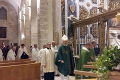 Mons. Pierbattista Pizzaballa al 1° meeting Francescano ad Andria