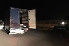 Inseguimento sulla sp231: bloccato ad Andria camion con pannelli solari rubati