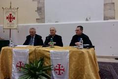 Mons. Mansi incontra Cavalieri e Dame dell'Ordine Equestre S. Sepolcro di Gerusalemme