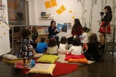"""""""Raccontami una storia"""", una libreria e tante attività a misura di bambino"""