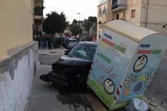 Due feriti lievi in un incidente stradale su viale Orazio