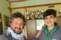 """Primo posto al """"MOV Orienteering Venice"""" per l'andriese Federico Lacedonio"""