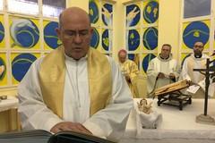 Don Riccardo diventa parroco della comunità San Luigi a Castel del Monte