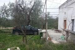 Ancora ritrovamenti di auto rubate nelle campagne di Andria