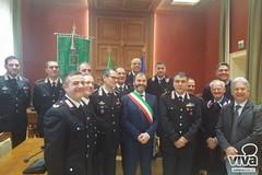 Carabinieri della Compagnia di Andria si fanno onore: in tre ricevono l'encomio