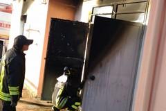 Incendio in casolare questa mattina tra Andria e Canosa