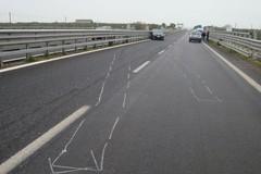 Incidente stradale sulla ss 170 Andria Barletta: traffico bloccato