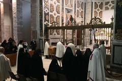Venerdì santo: Processione comunitaria dei Cavalieri e Dame dell'Ordine Equestre del S. Sepolcro