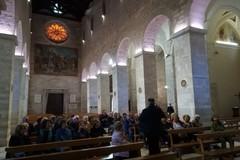 Linee di Puglia, turisti romani ricevuti da mons. Luigi Mansi