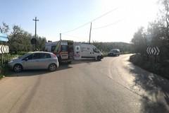 Altro incidente stradale con feriti in agro di Andria