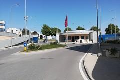 Arrestato corriere della droga albanese