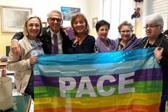 """""""Purple You"""", l'iniziativa del comitato Arcigay Bat contro omofobia e transfobia"""