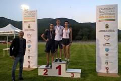 Francesco Fortunato Campione Nazionale Universitario a Isernia