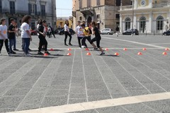 """Premiate le scuole """"Vaccina"""", """"Imbriani-Salvemini"""" e """"Jannuzzi-Di Donna"""" per l'orienteering"""