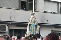 La Madonna dell'Altomare pellegrina in ospedale: visita gli ammalati del Bonomo. IL VIDEO