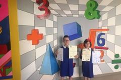 """L'I.C. """"Jannuzzi-Di Donna"""" conquista il podio alle Olimpiadi di Matematica"""