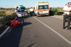 Due diciasettenni andriesi feriti gravemente in incidente nei pressi della SS 170, direzione Barletta