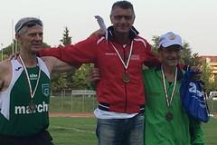 Splendido risultato per l'atleta andriese Antonio Lopetuso al Trofeo delle Regioni