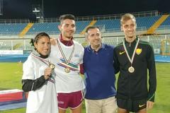 Bronzo per Francesco Fortunato ai Campionati Italiani Assoluti di atletica leggera