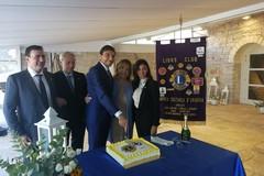 """Il Lions Club Andria """"Costanza d'Aragona"""" celebra il 30° anniversario di fondazione"""