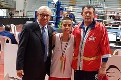 Il Team Sgaramella sforna talenti: Giuseppe Lambo campione italiano nei 38,500 kg categoria Schoolboy