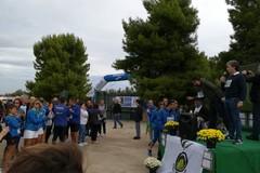 Camminata tra gli olivi: circa 500 persone hanno preso parte alla manifestazione di Andria