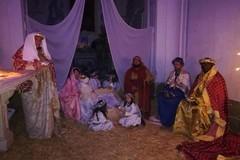 Grande successo per la prima edizione del Presepe Vivente allestito a Palazzo Ducale