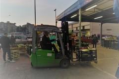 Mercato ortofrutticolo di via Barletta chiuso nel pomeriggio, per focolaio covid 19