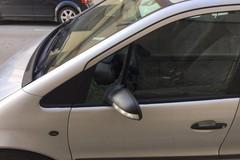 Ad Andria un quadrilatero delle spaccate ai vetri delle autovetture