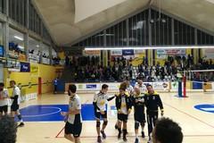 Pallavolo, Florigel Andria sconfitta dalla capolista Fano