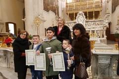 """""""Lettera a Gesù Bambino"""": Per la scuola primaria i 3 premi assegnati agli alunni del III C.D. """"Cotugno"""""""