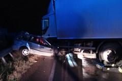 Incidente mortale sulla provinciale Andria-Bisceglie