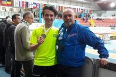 L'atletica andriese si conferma ad alti livelli: 2° posto per Nicola Lomuscio ai Campionati Italiani di Ancona