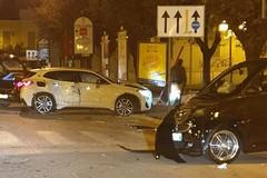 Violento incidente tra una Smart ed una BMW tra viale Venezia Giulia e corso Cavour