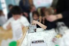"""Alla scuola dell'infanzia """"G. Mansi"""" i bambini preparano le """"chiacchiere"""" di Carnevale"""