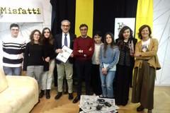 """La scuola """"Vaccina"""" ospite della trasmissione """"Fatti e Misfatti"""" di Gianpaolo Balsamo"""