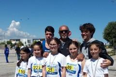 Prestazioni eccellenti per le marciatrici andriesi allenate dal prof. Pino Tortora
