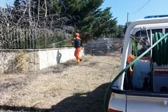Continua la campagna antincendio boschivo 2019 da parte del Nucleo Volontariato Città di Andria