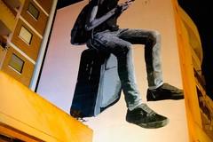 """Il murales """"Ritornerai?"""" di Andria protagonista in un format della Regione Puglia sulla street art"""