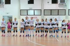 Bella prestazione ma arriva una sconfitta all'esordio per l'Audax Volley Andria