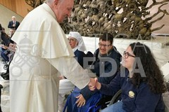 Tra iniziative promosse dall'Unitalsi di Andria anche una visita al Santo Padre