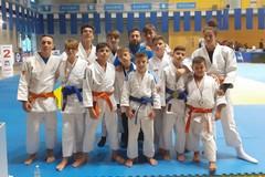 11 medaglie per la New Dimension Judo di Andria al campionato nazionale CSEN