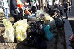 Clean up per le strade di Andria: tornano in azione i ragazzi di 3Place