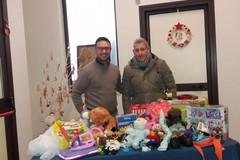 La Caritas diocesana di Andria consegna doni natalizi a bambini e fanciulli