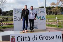 Un successo dietro l'altro per Antonio Lopetuso: 1° posto nella marcia 20 km a Grosseto