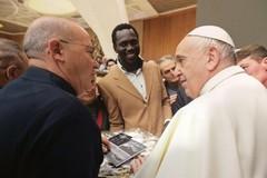 """I taralli di Andria donati al Papa, sono quelli del progetto """"Senza Sbarre"""""""